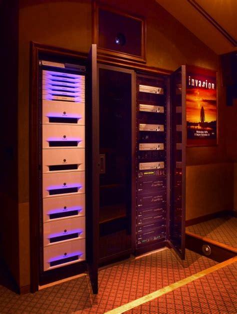 wyler home theater steven kleins sound control room