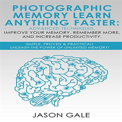 Photographic Memory Audiobook Jason Gale Audible Co Uk