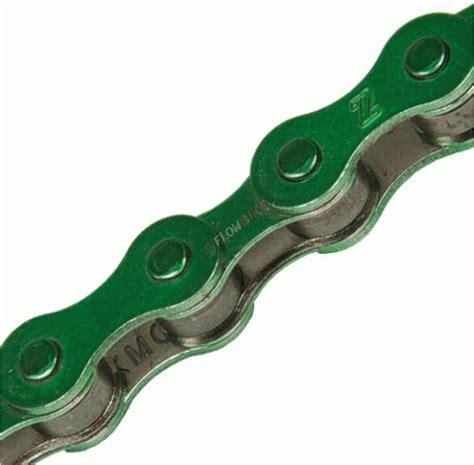cadena kmc ultra cadena kmc bmx s1 verde