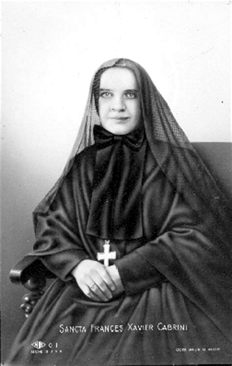 biography mother cabrini the immigrant saint st frances cabrini the catholic gene