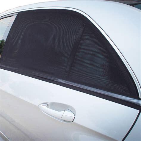 window shade cover universal car window sun shade shield mesh cover sun visor