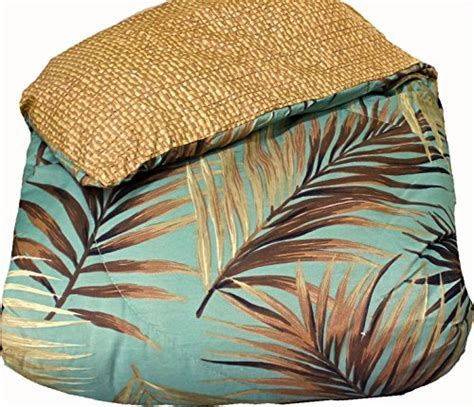 Palm Tree Bed Set Tropical Palm Bedding 8 Pieces Comforter Set Bed In A Bag