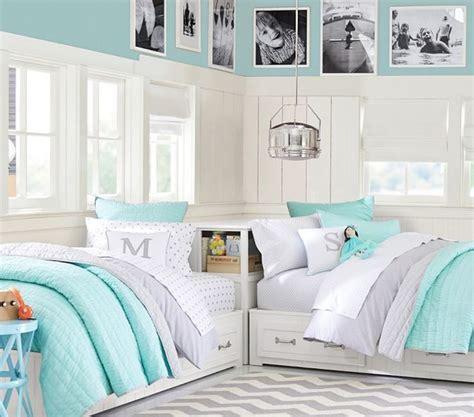 teal kids bedroom teal girls shared room