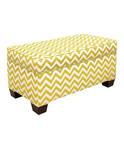 yellow storage bench yellow zigzag storage bench ideas picture best 10 yellow