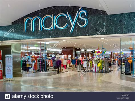 macy s department store in the mall of america