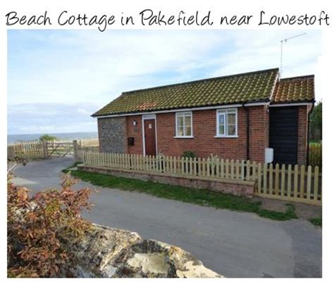 cottage in pakefield near lowestoft is a small
