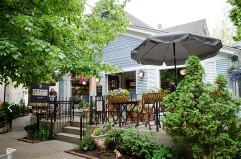 Saugatuck Bed And Breakfast With Pool by Great Cappuccino And Baked Goods Review Of Uncommon