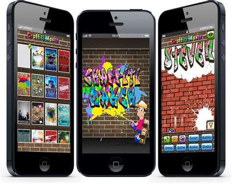 graffiti creator mobile graffiti maker app for iphone