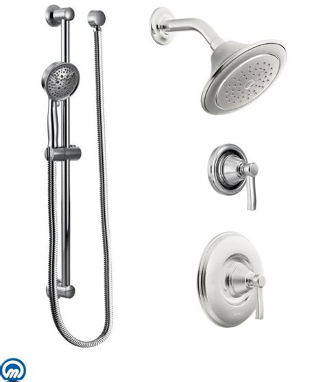 Moen Shower Valve With Diverter by Faucet 2025 In Chrome By Moen