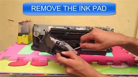 epson t13 printer ink pad resetter epson t13 replacing inkpad cleaning ink pad solved