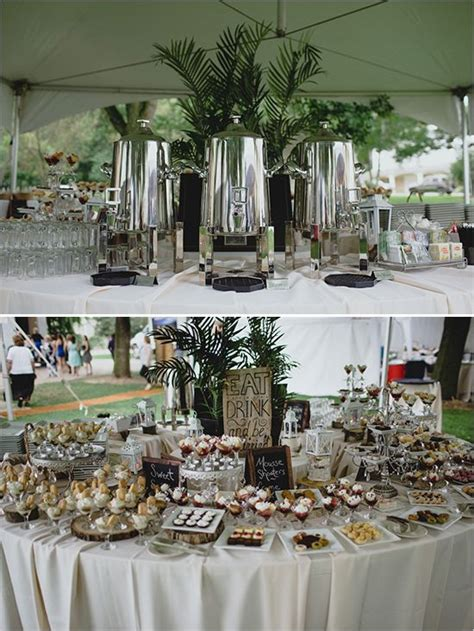 buffet station ideas dessert station and coffee what a great idea this just what i am looking for but won t be as