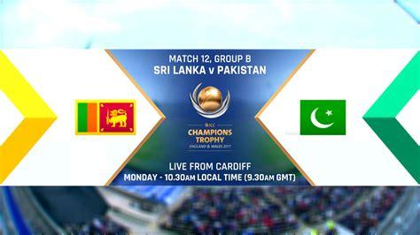 live match ptv sports live pakistan vs sri lanka chions