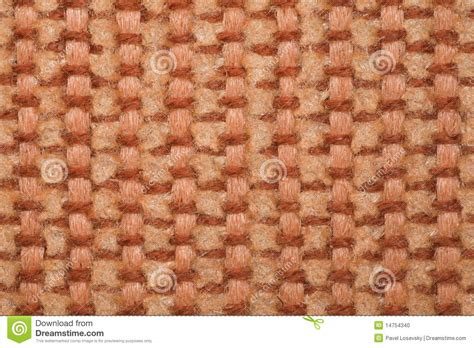 Rug Nap by Fragment Pile Carpet With Nap Coarse Texture Stock Photo