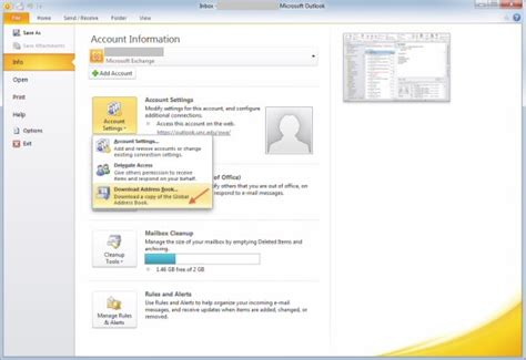 update global address list with pictures how to manually update your copy of the global address