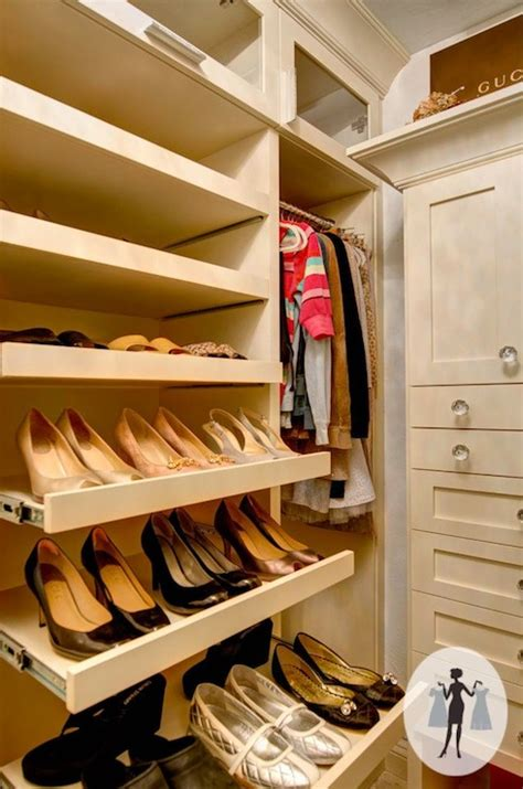 Pull Out Drawers For Closet by Pull Out Shoe Shelves Closet A