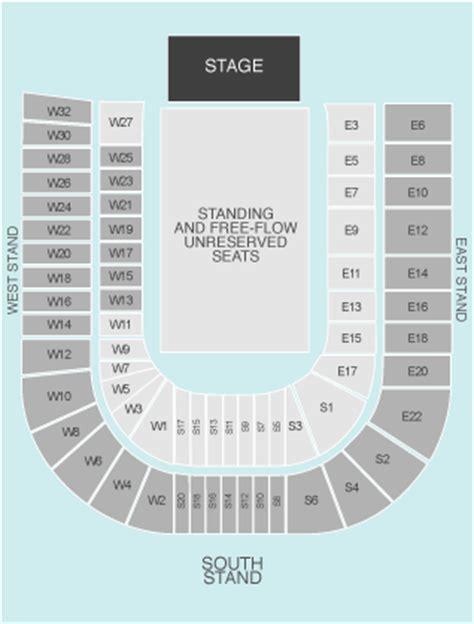 stand seating plan murrayfield seating plan