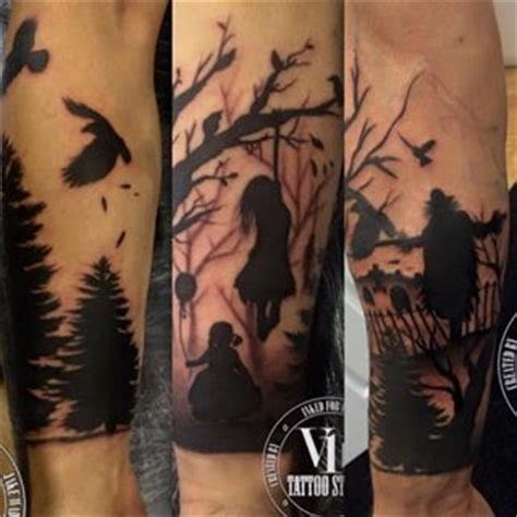 scary tree tattoo designs 167 best images about horror tattoos 4 on