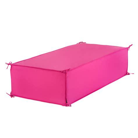 pink large waterproof garden soft foam sofa seating block