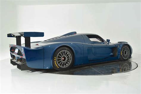 maserati mc12 blue blue victory 2005 maserati mc12 corsa for sale
