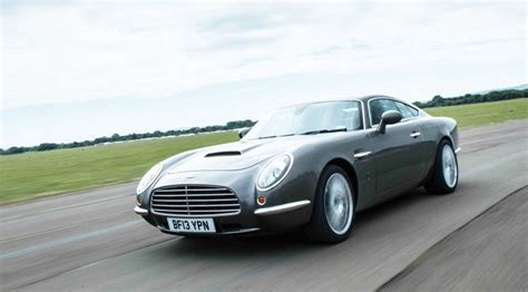 David Brown Aston Martin by David Brown Speedback Gt 2014 Review By Car Magazine