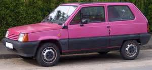 Pink Fiat Panda Que Des Italiennes Page 101 Photos Voitures De
