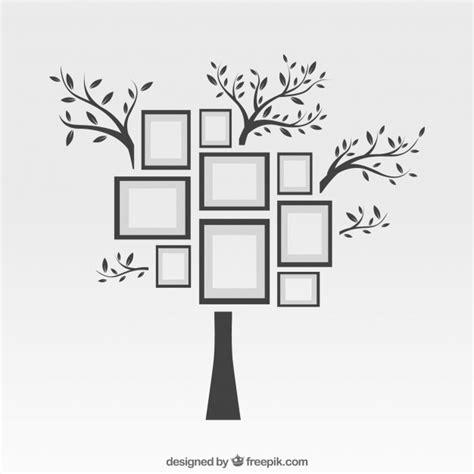 cornici gratis per foto cornici per foto su albero scaricare vettori gratis