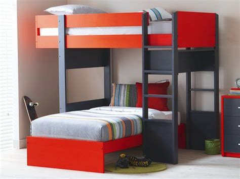 Matrix Bunk Beds Matrix Single Bunk Frame Australian Made Available In A Range Of Colours Keep The Room