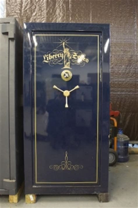 liberty safe lincoln used liberty gun safe lincoln 25 model lackasafe