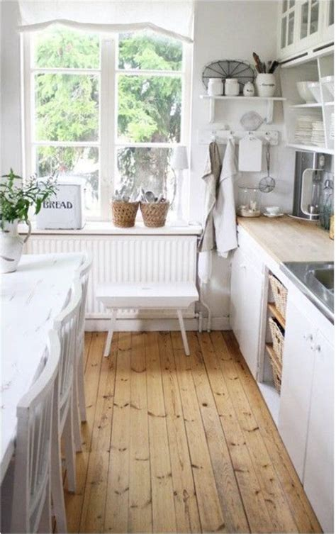 Country Cottage Flooring Decorating With White Centsational Style