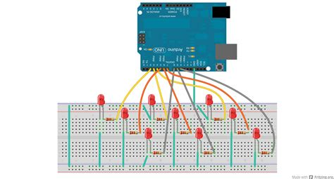 arduino resistor array multi dimensional arrays with arduino
