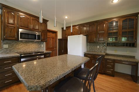 Kitchen Cabinets Not Wood by Kitchen Espresso Color Wood Granite Backsplash Or Not
