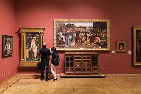 manchester gallery new year 2016 187 roddam spencer stanhope tempted the waters of