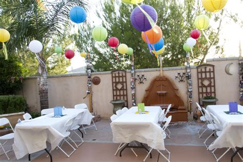 backyard birthday party ideas adults awesome amazing backyard birthday party ideas for adults