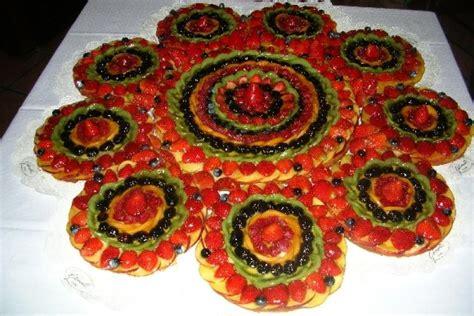torta a forma di fiore torta fiore di frutta pasticceria giorcelli