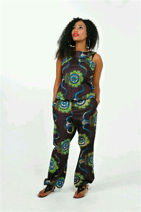 african jumpsuits style african prints ankara jumpsuit african prints