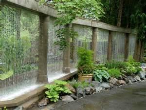 Backyard Feature Walls 54 Garden Water Features Awesome Outdoor Design Ideas