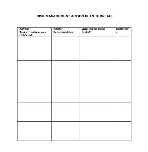 sle management action plan template 13 documents in