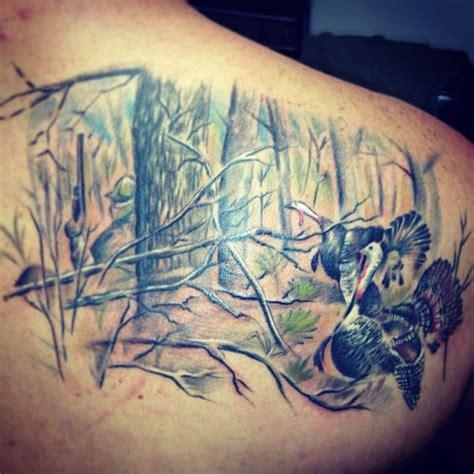 turkey hunting tattoos 89 best tattoos of all time