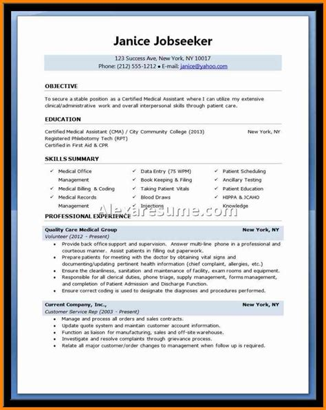 Resume Exles Current 8 Current 2017 Cv For Sales Assistant Cashier Resumes