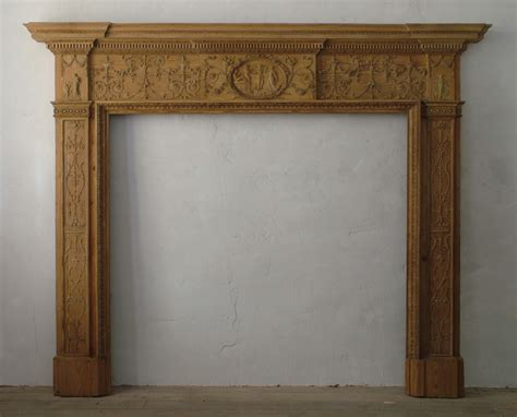 antique georgian fireplace no 80 thistle
