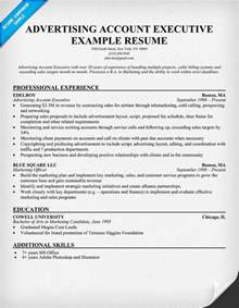 Accounts Executive Resume Sample Other Popular Resume Examples In Advertising Resume Examples