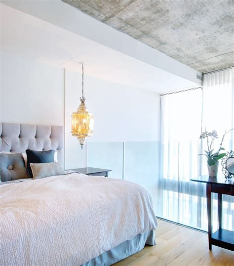 Hanging Light For Bedroom Bedroom Pendant Lighting With Hanging Ceiling Lights Artwork Gray Stained Wood