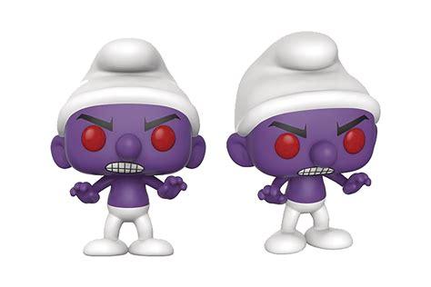 Funko Pop Original The Smurfs Astro Smurf may178735 pop smurfs gnap smurf purple vinyl figure