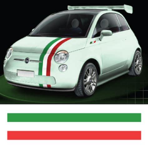 Italien Sticker Auto by Sticker Bandes Auto Drapeau Italien Autocollant