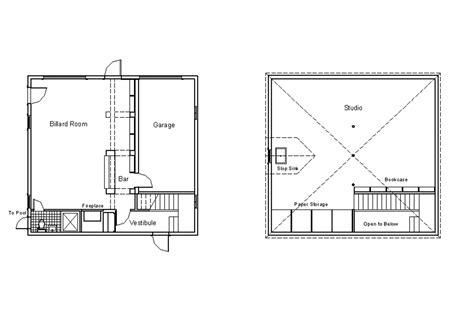 art studio floor plans artist s studio laura heim architect pllc
