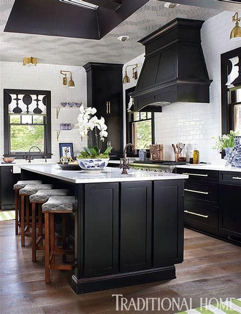 Black And Kitchen Ideas by White And Black Kitchen Flipiy