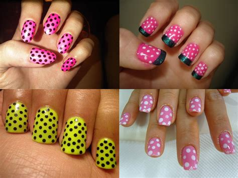 easy nail paint designs how you can do it at home