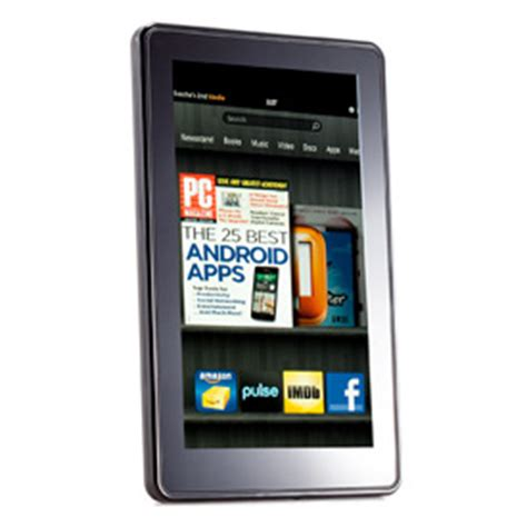percent  kindle fire owners  happy   device  study notebookchecknet news