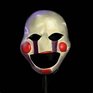 Marionette from five nights at freddys to costumes for sale 187 home