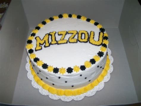 Wedding Cakes Columbia Mo by 23 Best Images About Mizzou Cakes On Cookie